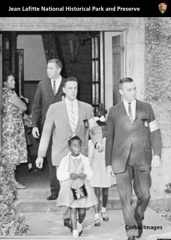 Inspiring Lessons From Ruby Bridges: A True American Heroine | Marian ...