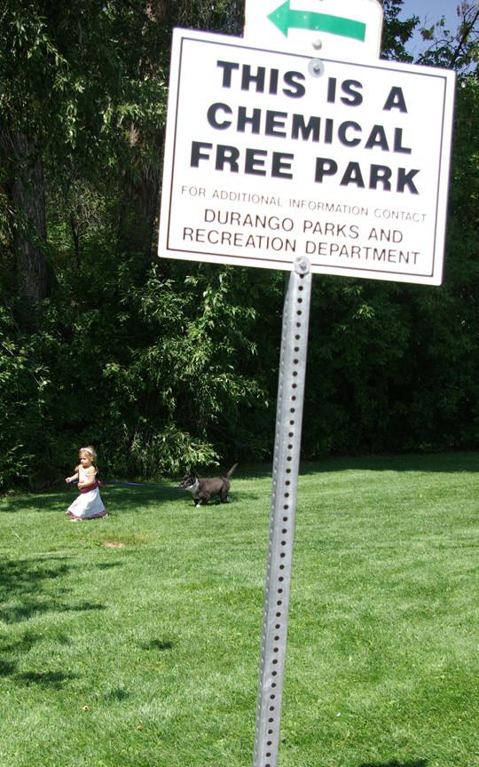 pesticide park