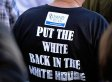 Romney Supporter Wears 'Put The White Back In The White House' T-Shirt At Ohio Campaign Event (PHOTO)