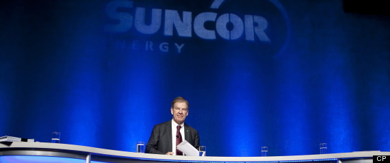 RICK GEORGE SUNCOR PIPELINES SOVEREIGNTY