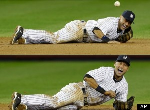 Derek Jeter Injury