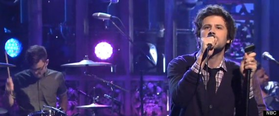 Passion Pit Tumblr Passion Pit on 'snl' 'carried