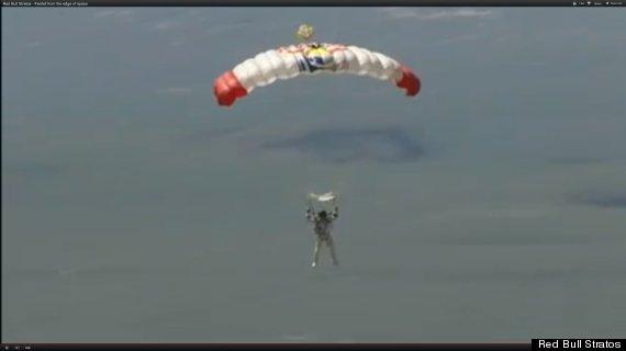 felix baumgartner jump