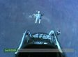 Felix Baumgartner Completes Record-Setting Jump