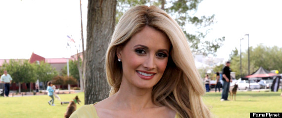 Holly Madison Baby Bump