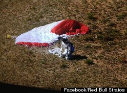 PHOTOS: Felix Baumgartner Smashes 52-Year-Old Skydiving Record