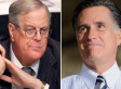Koch Brothers Send Pro-Romney Mailing To 50,000 Employees, Allegedly 'Stifle Political Speech'