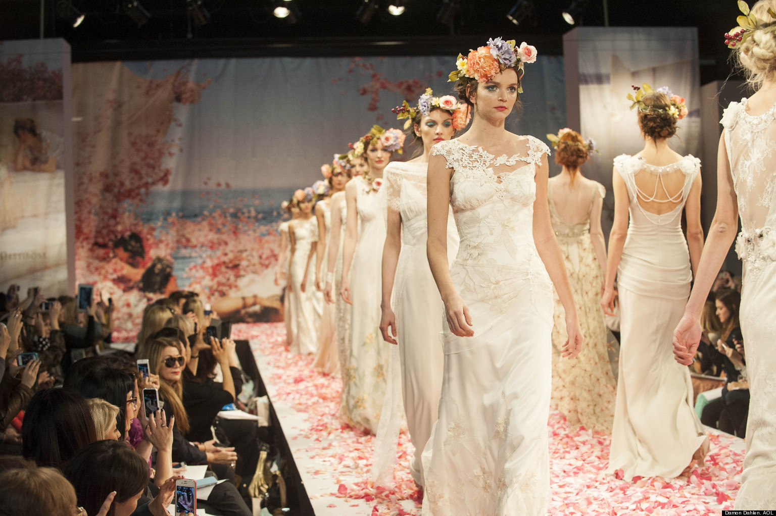 bridal fashion week 2012 top trends from designers fall