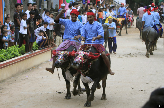 cambodia festival