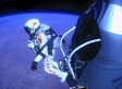 Felix Baumgartner Breaks Sound Barrier After Jump From 'Edge Of Space' (VIDEOS, PHOTOS)