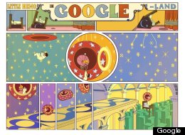 Is This The Most Beautiful Google Doodle Ever?