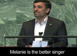 WATCH: Ahmadinejad's Fury Over X Factor