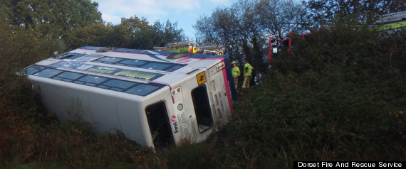 Dorset Bus Crash