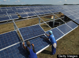 Green Energy Jobs Still Dwarfed By Dirty Fuel Industry