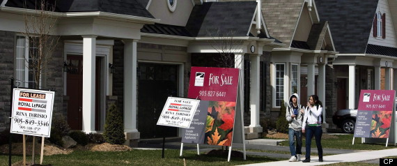 CANADA HOME SALES SEPTEMBER 2012