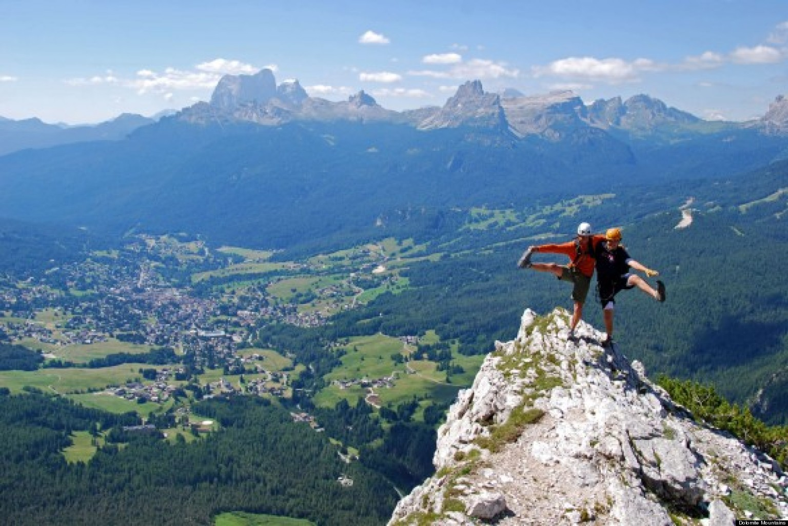 5 unforgettable experiences in the italian dolomites huffpost