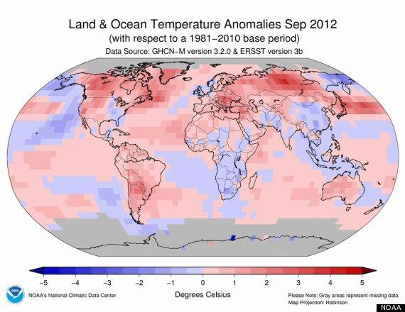 hottest september ever