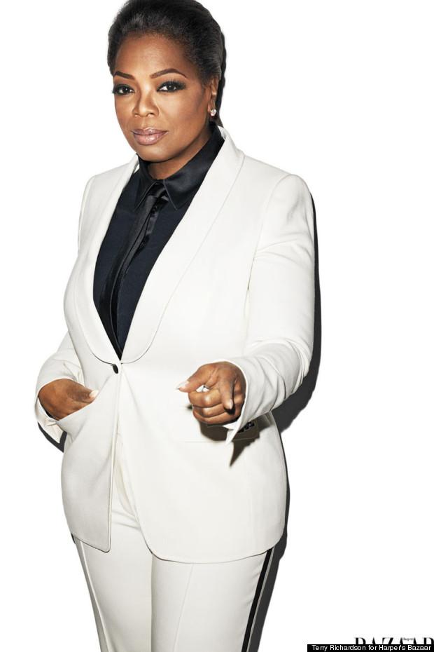 oprah white