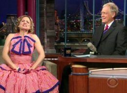 Amy Sedaris David Letterman