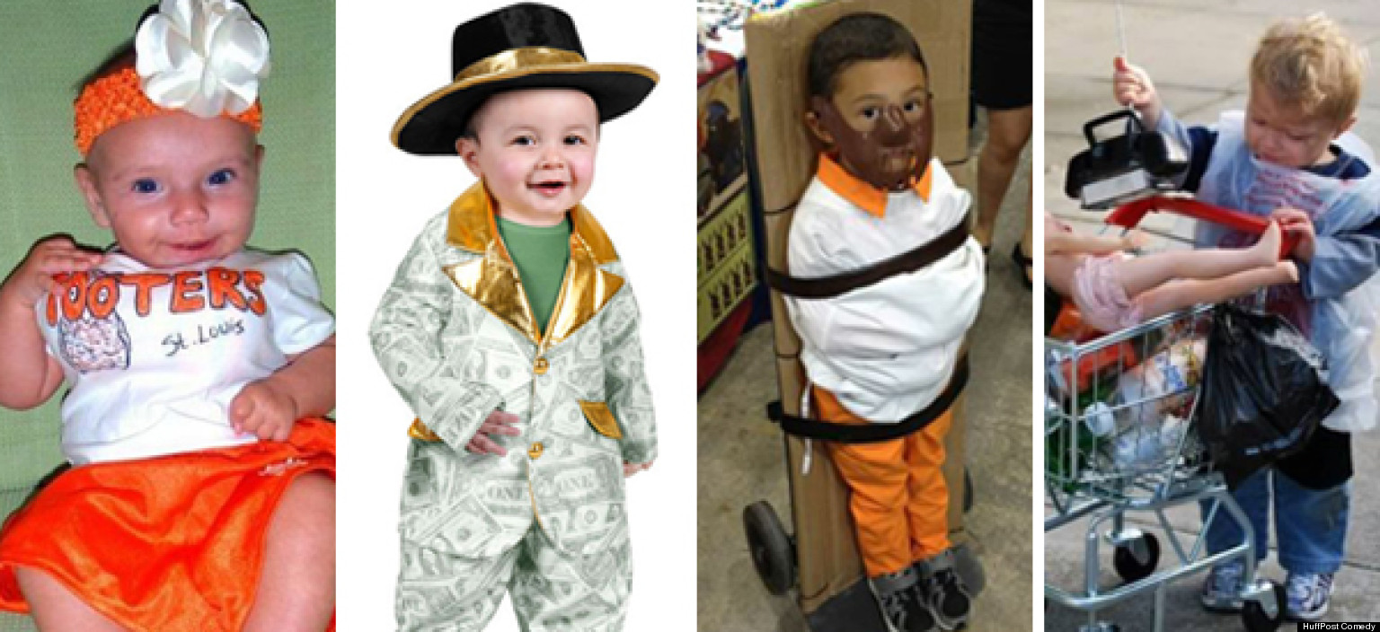 the most inappropriate kids halloween costumes ever photos huffpost - Pictures Of Halloween Costumes For Toddlers