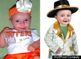 23 costumes d'Halloween inappropriés pour les enfants (PHOTOS)