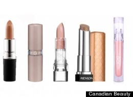 Five Nude Lipsticks To Wear Now (And How To Wear Them)