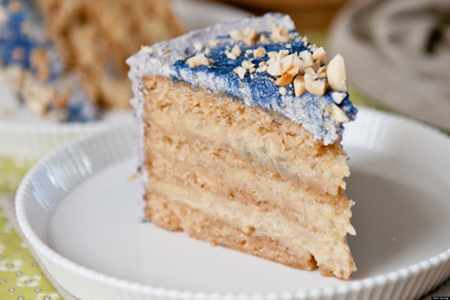Nuts About It: Peanut Butter And Jelly Cake | Ken Leung