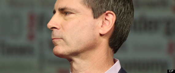 DALTON MCGUINTY QUITS RESIGNS