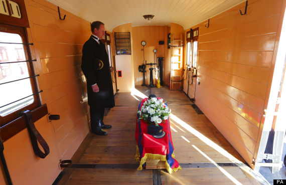bernard holden funeral