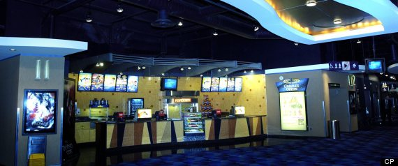 CINEPLEX ADULT ONLY CINEMA