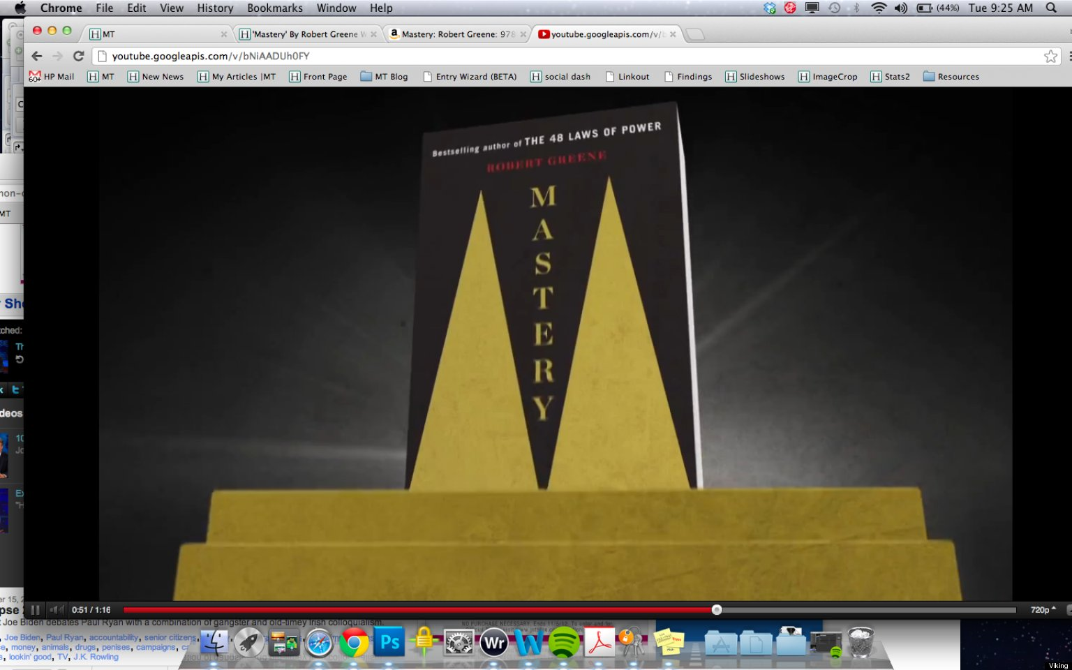 'Mastery' By Robert Greene: How To Become A Master In Your