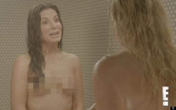 sandra bullock naked chelsea lately
