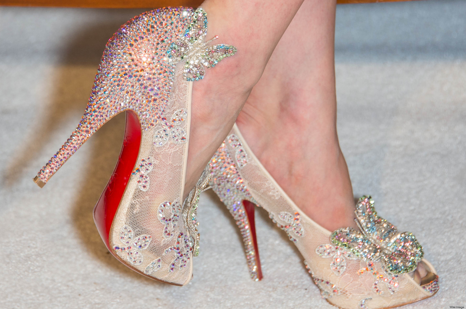 Christian Louboutin vs. YSL \u0026#39;Red Soles\u0026#39; Lawsuit Finally Dismissed