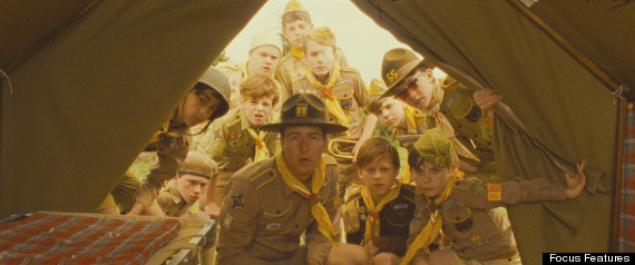 MOONRISE KINGDOM BLU RAY