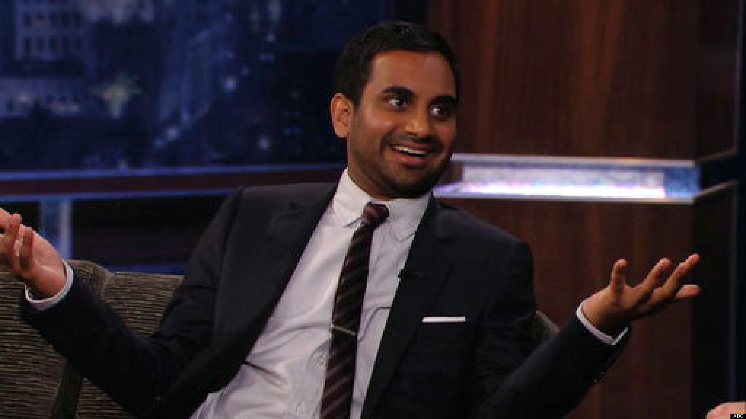 Aziz ansari on relationships