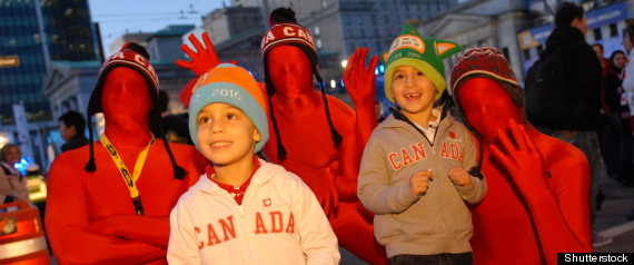 KIDS AND CANADA