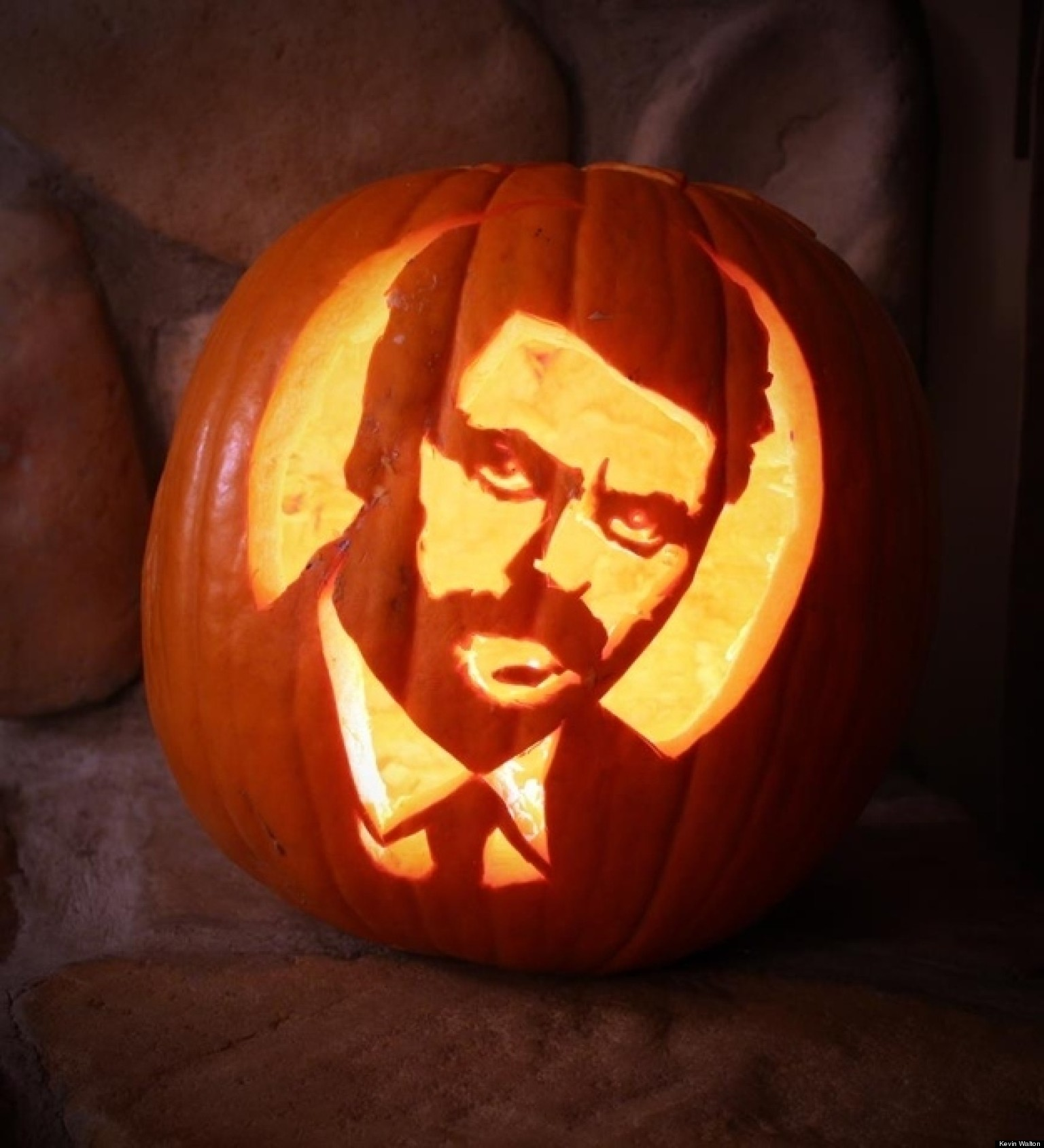 Pumpkin Carving Halloween Pumpkin Carvings Pop Culture Edition Photos Huffpost