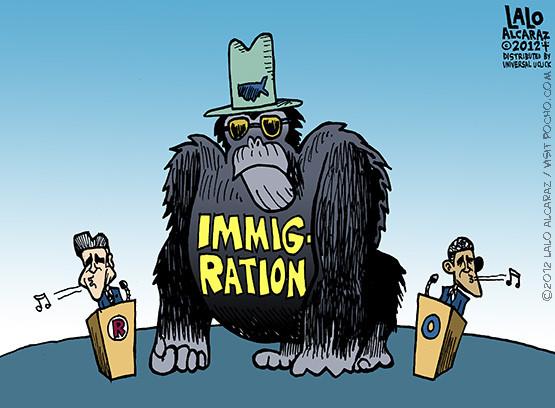 immigration gorilla