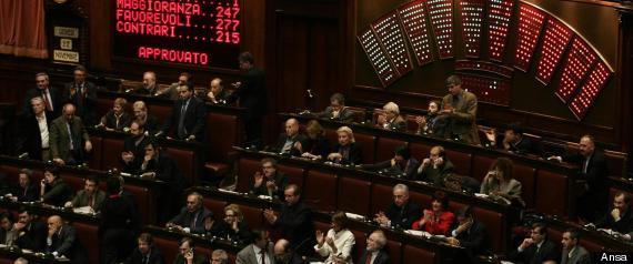 Legge di stabilit vittorio grilli apertura a modifiche for Il parlamento italiano wikipedia