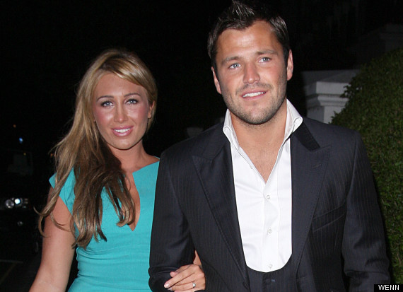 mark wright lauren goodger