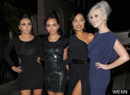 Little Mix Give It Some 'Attitude'
