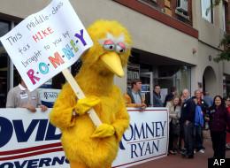 'Million Puppet March' Will Defend Big Bird, PBS