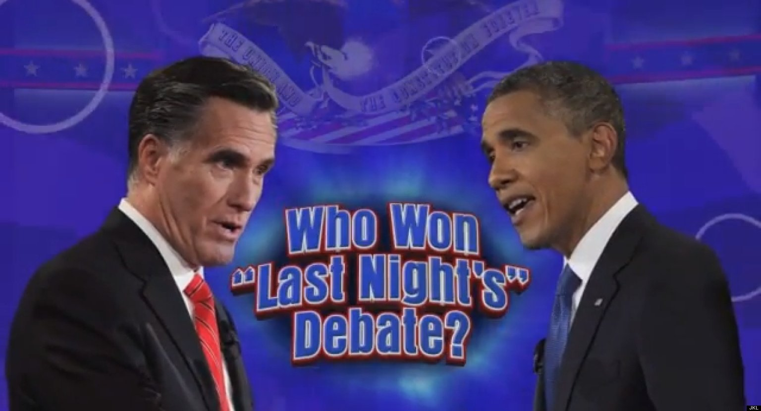 who won the debate - photo #4