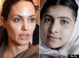 Is Angelina Jolie's Tribute To Malala Yousafzai More Worthy Than Madonna's?