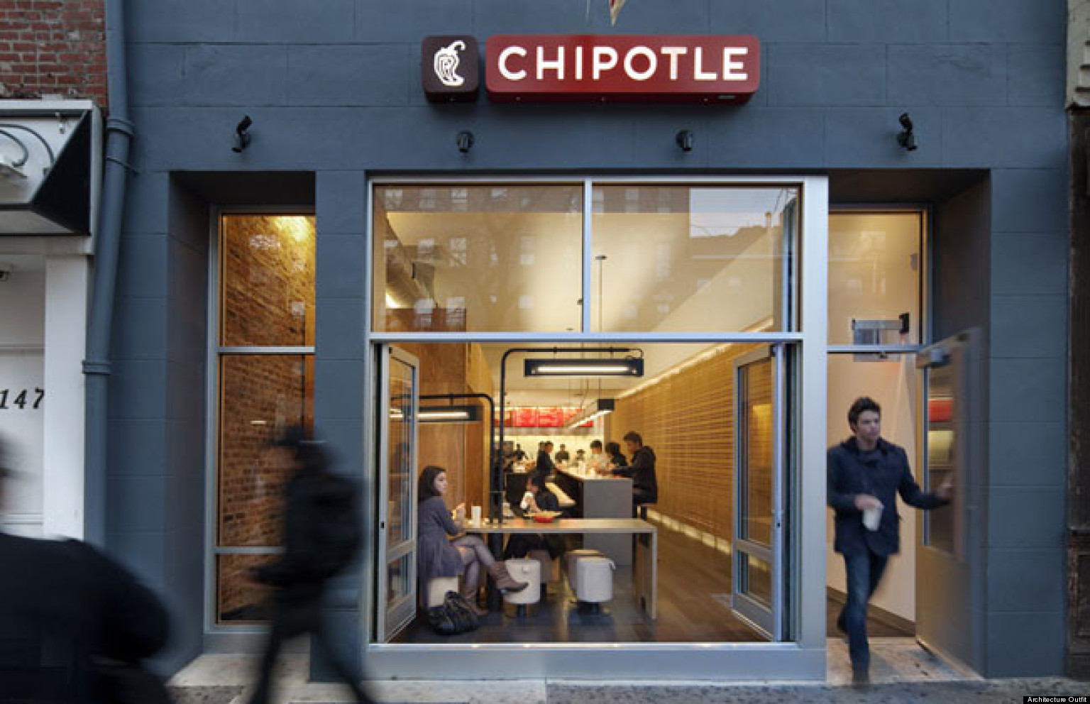 Chipotle Design Influence Palpable In Revamped Taco Bell