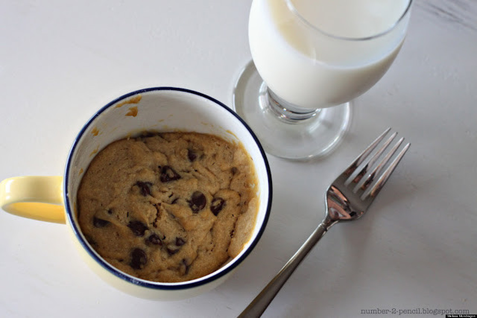Chocolate Chip Cookie In A Cup Is Your Single-Serving Dessert ...