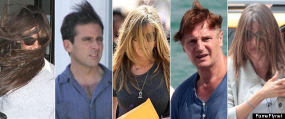 Celebrity Bad Hair