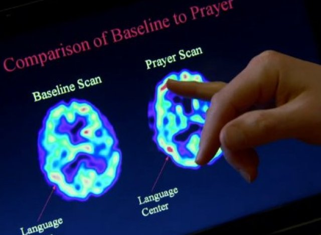 prayer meditation brain