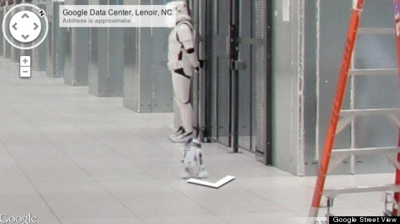 Google Stormtrooper Guards Company's Data Center Secrets ...