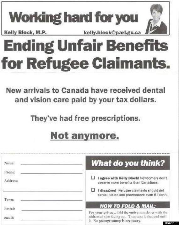 kelly block newsletter refugees